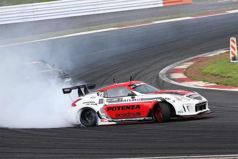 FORMULA DRIFT JAPAN Rd.3 FUJI SPEED WAY追加